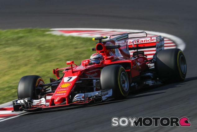 Räikkönen en Hungaroring - SoyMotor.com