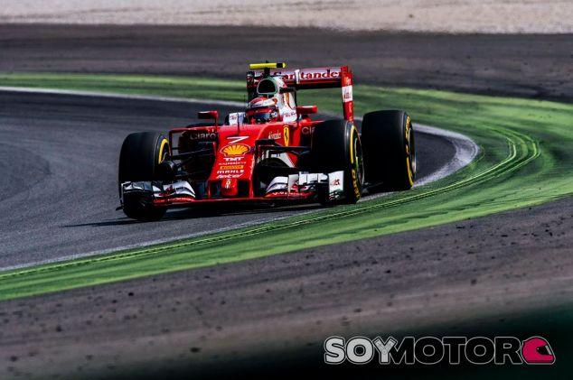 Räikkönen terminó cuarto en el Gran Premio de Italia - LaF1