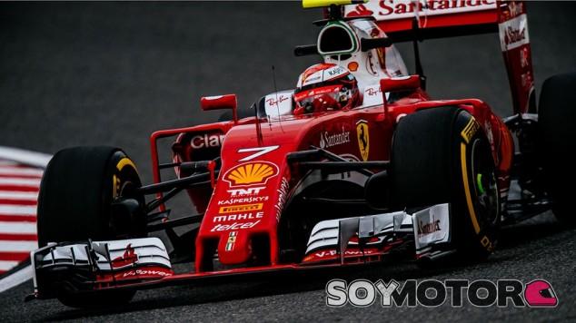 Räikkönen espera luchar por el podio en Austin - LaF1