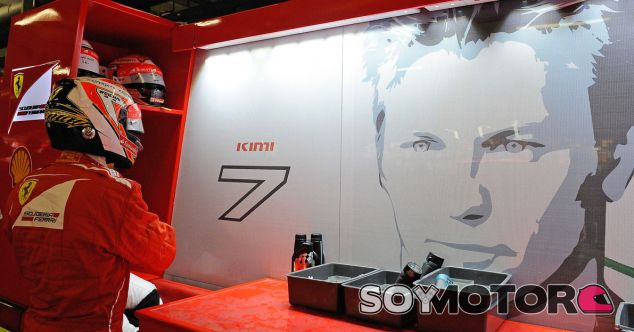 Los problemas de Räikkönen se deben a su estilo de pilotaje - LaF1