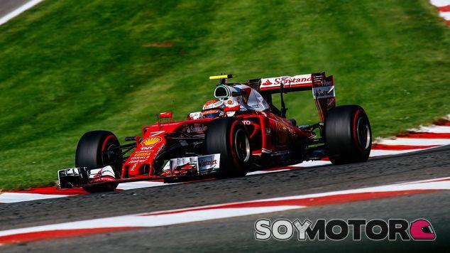 Räikkönen desea mejorar el resultado del año pasado en Monza - LaF1