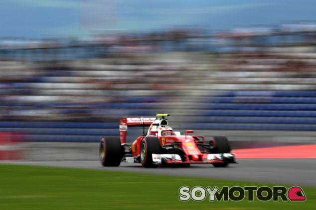 Räikkönen no pudo luchar por el podio - LaF1