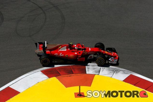 Räikkönen fue el más rápido de la sesión - SoyMotor.com