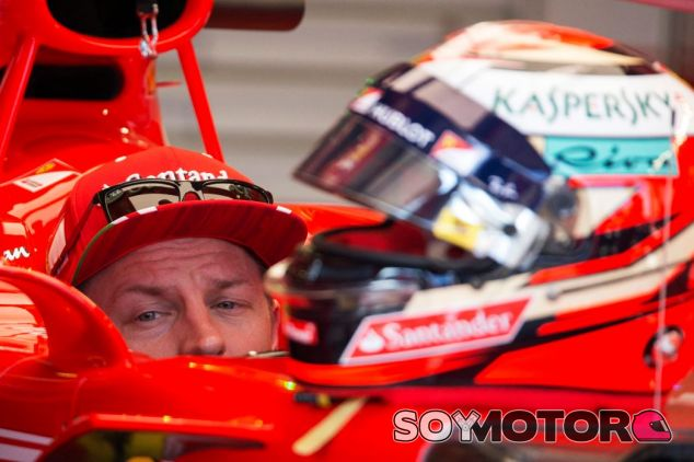Räikkönen no está a su máximo nivel esta temporada - SoyMotor,com
