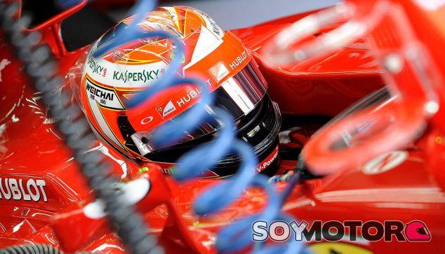 """Räikkönen pide más emoción: """"Quiero batallas rueda con rueda"""" - LaF1"""