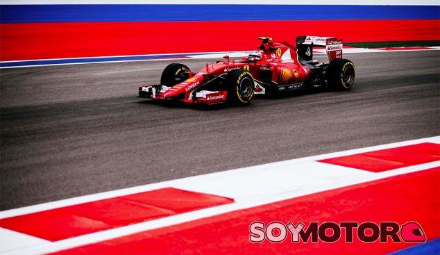Kimi Räikkönen en Rusia - LaF1