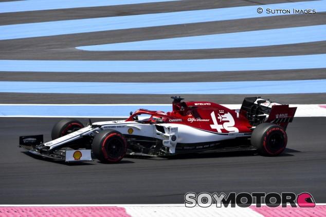 Alfa Romeo en el GP de Francia F1 2019: Domingo - SoyMotor.com