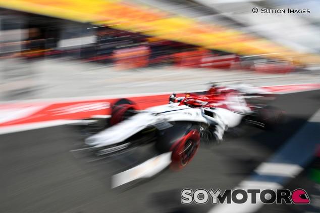 Alfa Romeo en el GP de Hungría F1 2019: Sábado - SoyMotor.com