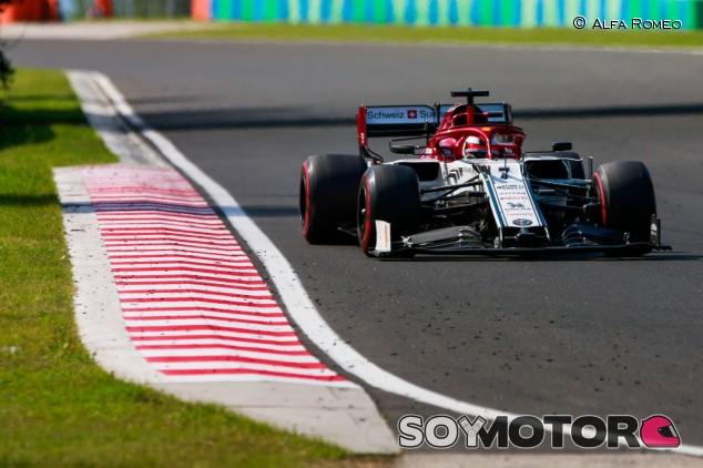 """Zehnder: """"Räikkönen pilota sin instrucciones, va por su cuenta"""" - SoyMotor.com"""