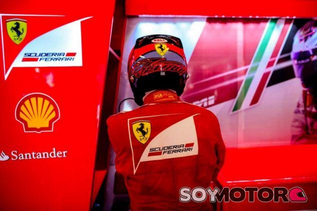 Kimi Räikkönen tuvo otro fin de semana decepcionante en Hungría - LaF1