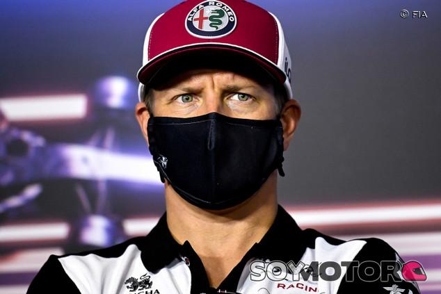A Räikkönen no le importa quién le sustituya - SoyMotor.com