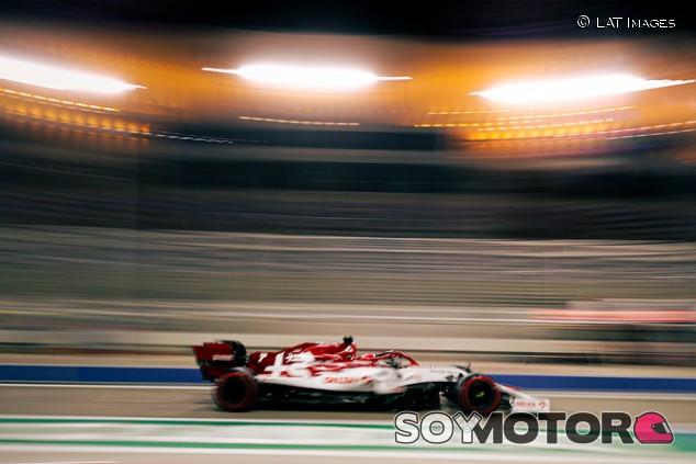 Alfa Romeo en el GP de Baréin F1 2020: Sábado - SoyMotor.com