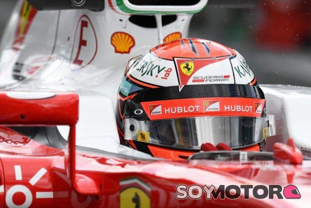 Räikkönen espera poder volver a luchar por la victoria en Baréin - LaF1