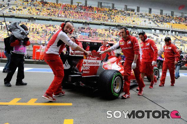 Lopez no comprende la falta de rendimiento de Räikkönen