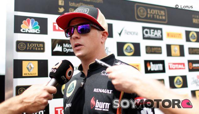 """Räikkönen sobre su futuro: """"Sé lo que quiero"""""""