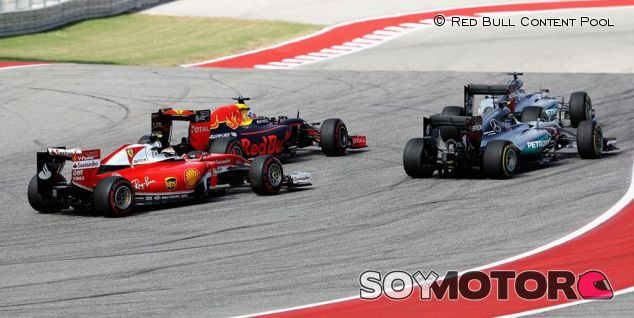 Mercedes, Ferrari y Red Bull son los tres equipos más poderosos del momento - SoyMotor