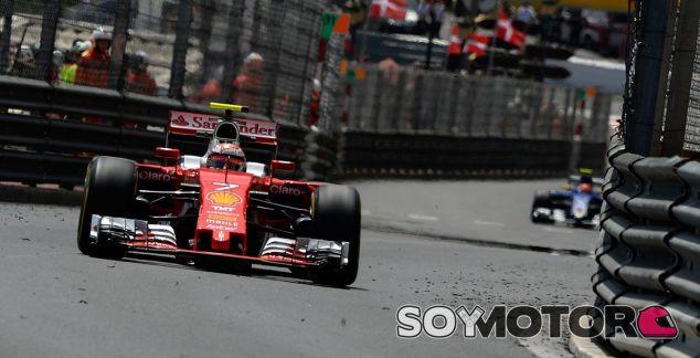 Kimi Räikkönen, hoy en el Principado - LaF1
