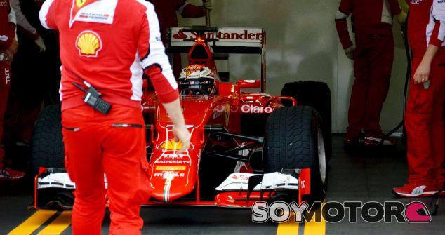Kimi Räikkönen en los tests del Paul Ricard - LaF1