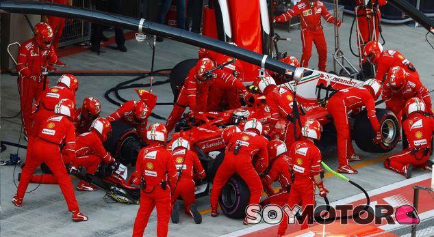 Ferrari, equipo que más ingresará de FOM también este 2017 - SoyMotor.com