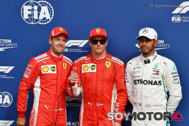 Los tres pilotos más rápidos de la clasificación del GP de Italia - SoyMotor