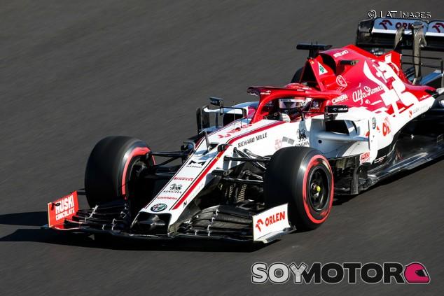Alfa Romeo en el GP de Portugal F1 2020: Domingo - SoyMotor.com