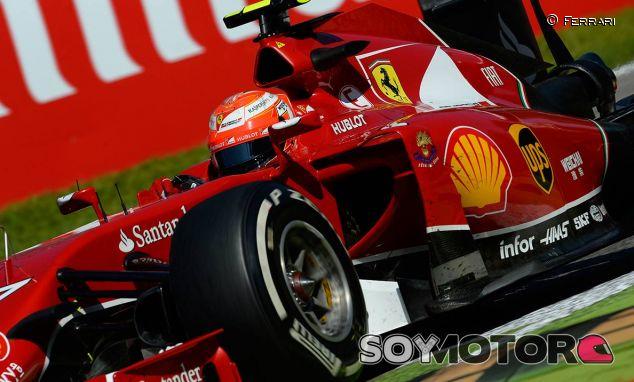 El ERS, punto débil de Ferrari según Kimi Räikkönen