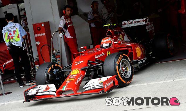 Los problemas de puesta a punto están de vuelta en Ferrari