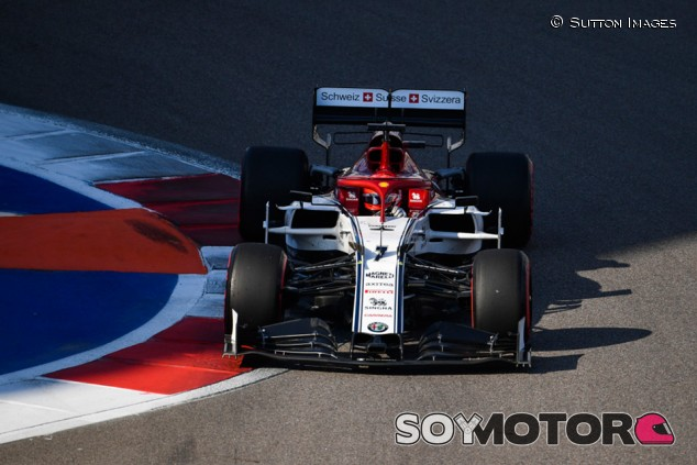 Alfa Romeo en el GP de Japón F1 2019: Previo - SoyMotor.com