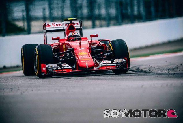 Räikkönen sabe que Ferrari mejorará en 2016, pero no si será suficiente para ganar a Mercedes - LaF1