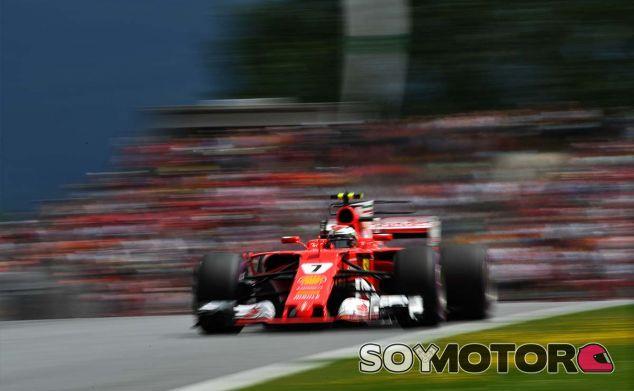 Ferrari en el GP de Austria F1 2017: Domingo - SoyMotor.com