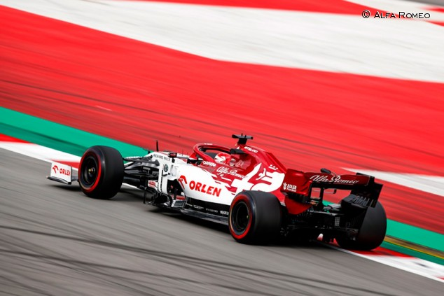 Alfa Romeo en el GP de Australia F1 2020: Previo - SoyMotor.com