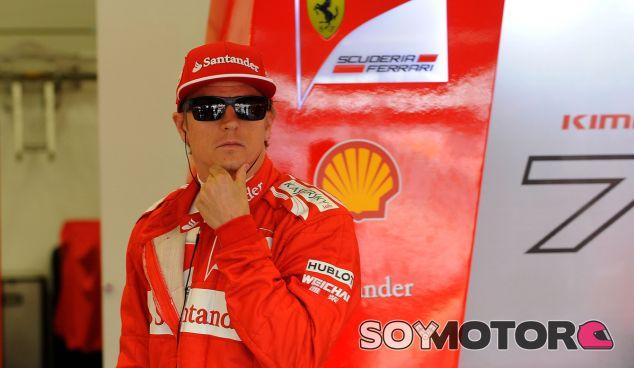 Räikkönen se perderá los test de Silverstone: rodarán Bianchi y De la Rosa