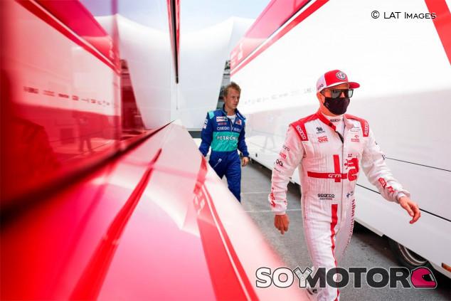 OFICIAL: Kimi Räikkönen se retira de la F1 - SoyMotor.com