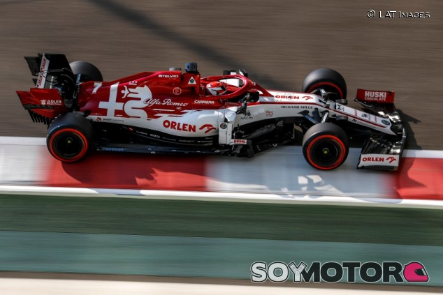 Alfa Romeo en el GP de Abu Dabi F1 2020: Sábado - SoyMotor.com