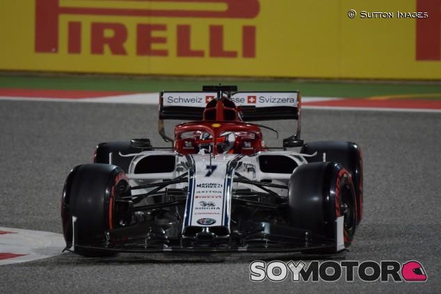 Alfa Romeo en el GP de Baréin F1 2019: Sábado– SoyMotor.com