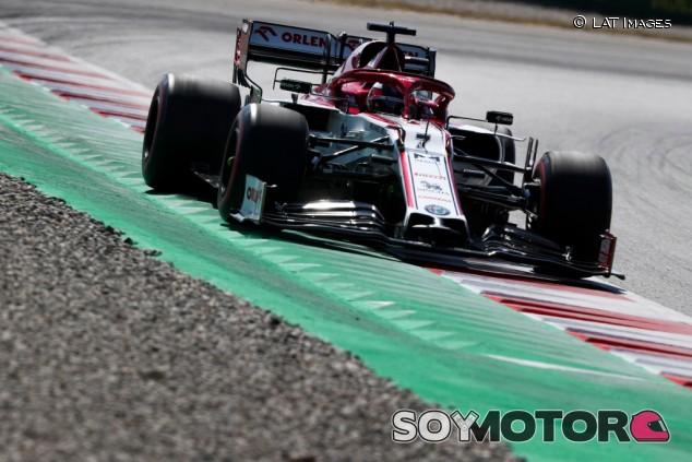 Alfa Romeo en el GP de España F1 2020: Viernes - SoyMotor.com