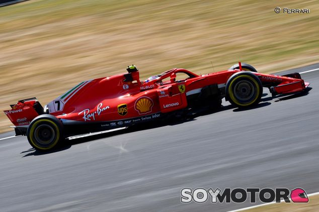 Kimi Räikkönen en Silverstone – SoyMotor.com