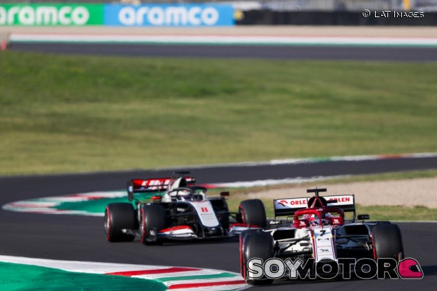 Alfa Romeo en el GP de La Toscana F1 2020: Domingo - SoyMotor.com