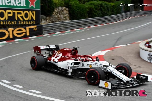 Alfa Romeo en el GP de Mónaco F1 2019: Domingo – SoyMotor.com