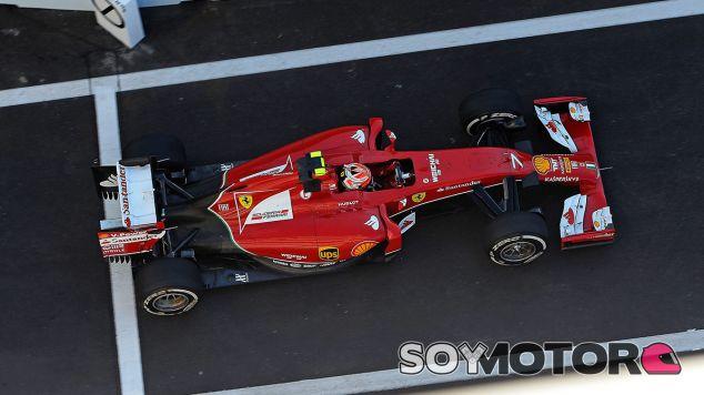 Räikkönen montará un nuevo chasis en el GP de Estados Unidos - LaF1.es