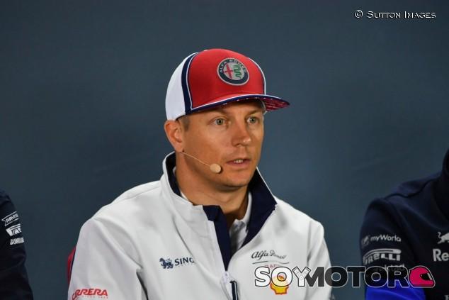 """Räikkönen: """"Cambiaría el formato de clasificación al de 2001"""" – SoyMotor.com"""