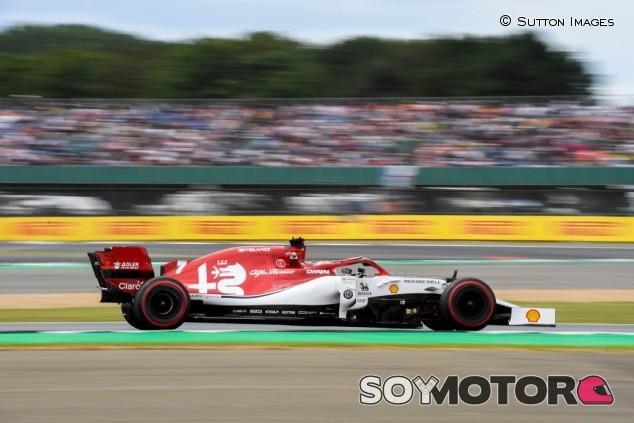 Alfa Romeo en el GP de Gran Bretaña F1 2019: Viernes – SoyMotor.com