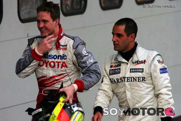 "Ralf Schumacher: ""Mi mejor compañero fue Montoya, pero me iría a cenar con Button"" – SoyMotor.com"