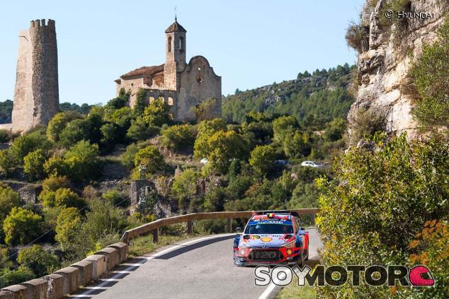 El Rally de Cataluña, listo para decidir títulos - SoyMotor.com