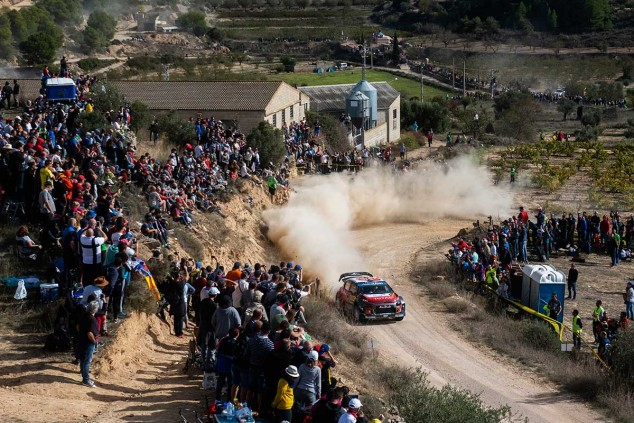 El Rally RACC Catalunya ya tiene su recorrido - SoyMotor