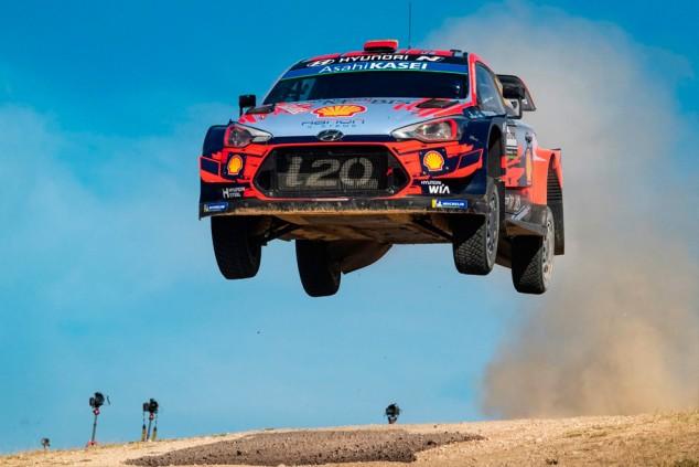 El Rally de Cerdeña renueva tres años con el WRC - SoyMotor.com