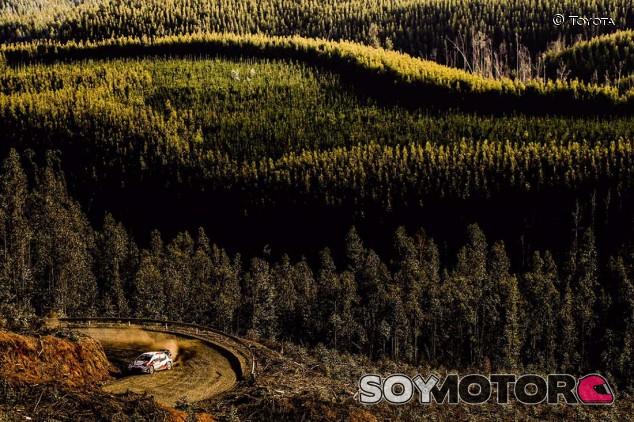 Rally Chile 2019: Tänak gana en terreno desconocido; Loeb vuelve al podio - SoyMotor.com