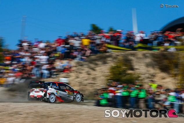 Rally España 2019: Neuville gana; Tänak, campeón del WRC - SoyMotor.com