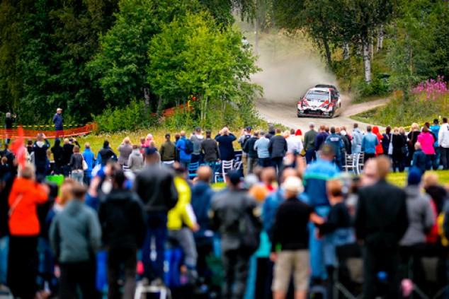 El Rally de Finlandia 2020 puede retrasarse