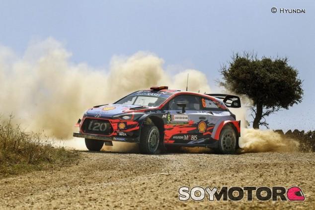Rally Italia 2019: Dani Sordo vuela hacia el liderato - SoyMotor.com